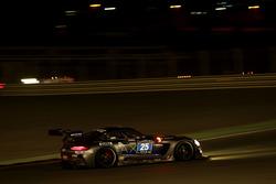 №25 HTP Motorsport Mercedes AMG GT3: Вим де Пундерт, Бернд Шнайдер, Карстен Тильке, Александр Храковина