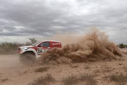 #330 Overdrive Racing Toyota: Алехандро-Мігель Якопіні, Даніель Мерло
