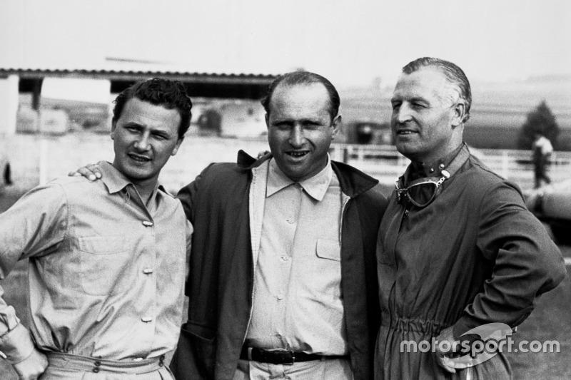 1 GP de Francia 1954