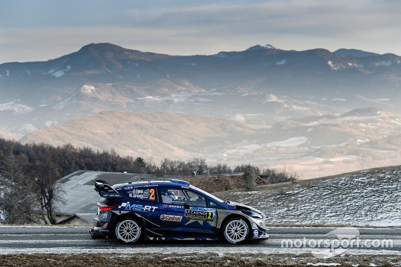 1. Ott Tänak, Martin Järveoja, Ford Fiesta WRC, M-Sport