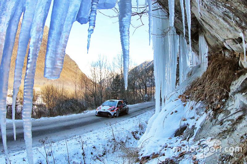 7. Jari-Matti Latvala, Miikka Anttila, Toyota Yaris WRC, Toyota Racing
