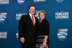 Richard Childress mit Ehefrau Judy