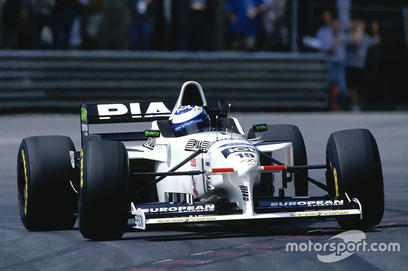 Tyrrell 025 1997 року