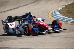 IndyCar-Test in Sebring, Januar