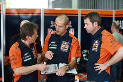 Mike Leitner, Tom Jojic, , Red Bull KTM Factory Racing