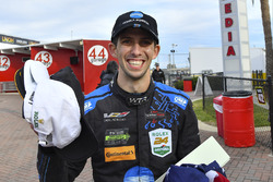 Race winner Ricky Taylor, Wayne Taylor Racing
