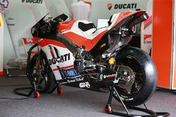 Bike von Andrea Dovizioso, Ducati Team