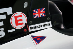 La voiture de Harrison Newey