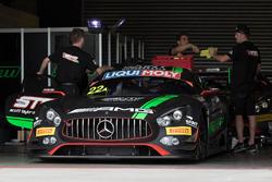 #22 STM / HTP Motorsport, Mercedes AMG GT3