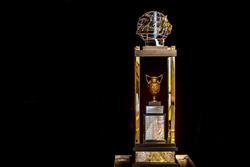 Der Pokal für die 24 Stunden von Le Mans
