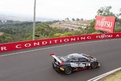 №11 Objective Racing, McLaren 650s GT3: Тони Уоллс, Уоррен Лафф, Тим Слейд, Алекс Дэвисон
