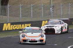 #18 PROsport Performance, Porsche Cayman PRO 4: Чарльз Патмен, Чарльз Еспенлауб, Джо Фостер