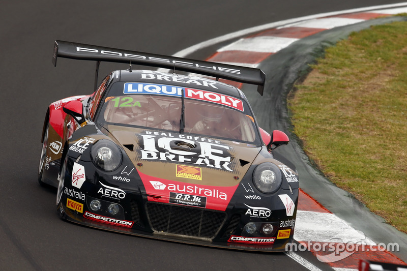 Tweede: #12 Competition-Porsche