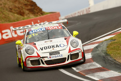 №21 Steven Richards Motorsport Porsche 991 GT3 Cup: Дин Грант, Дилан Окиффе, Хавьер Уэст