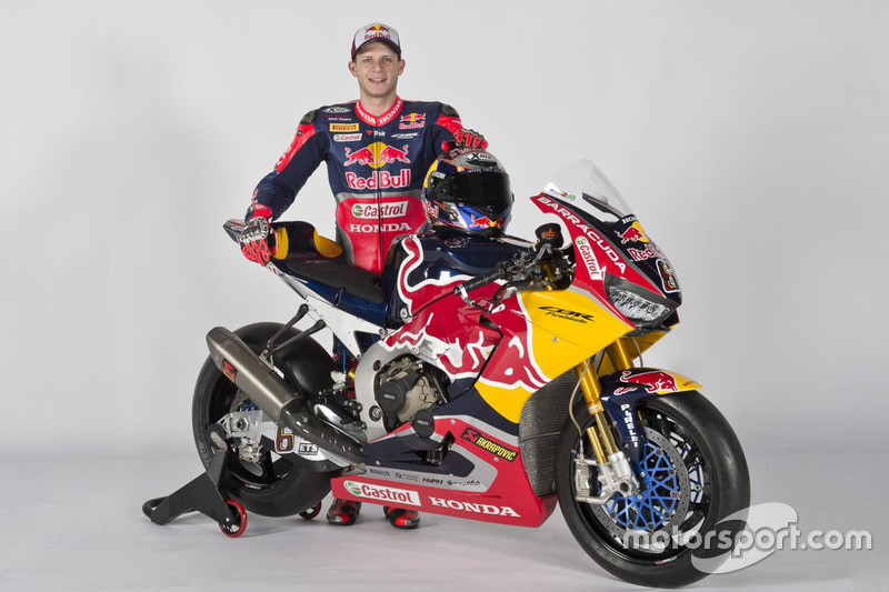 2017: WSBK – Honda World Superbike Team, Honda CBR1000RR Fireblade SP2