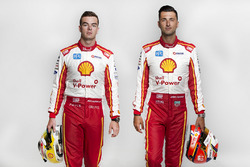 Scott McLaughlin und Fabian Coulthard, Team Penske, Ford