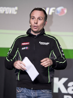 Guim Roda, Kawasaki Racing Team, Teammanager