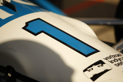 Car of Simon Pagenaud, Team Penske Chevrolet