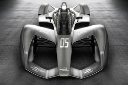 Spark Racing Technology Formula E rendering