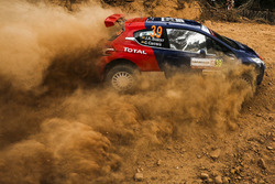 José Antonio Suárez, WRC2, Peugeot