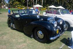Triumph 2000 Roadster von 1949