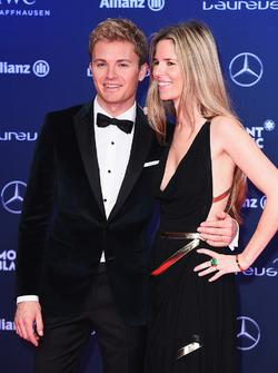 Nico Rosberg y esposa Vivian Rosberg