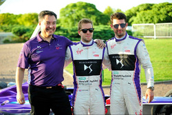 Sam Bird, Jose Maria Lopez, DS Virgin Racing