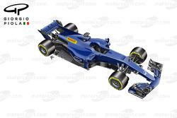 Formel-1-Auto 2017
