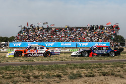 Jonatan Castellano, Castellano Power Team Dodge, Jose Savino, Savino Sport Ford
