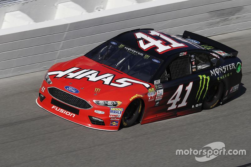8. Kurt Busch, Stewart-Haas Racing, Ford