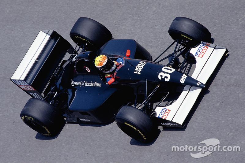 J.J. Lehto, ex-piloto de F1