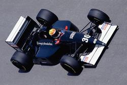 J.J. Lehto, Sauber C12 Ilmor