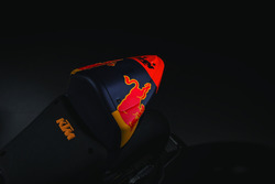 La moto di the Red Bull KTM Ajo Team