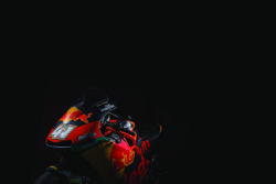 The bike of Brad Binder, Red Bull KTM Ajo