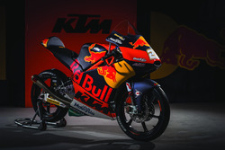 Bike von Niccolo Antonelli, Red Bull KTM Ajo