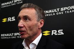 Bob Bell, Renault Sport F1 Jefe equipo técnico