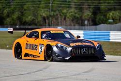 CRP Racing testing