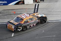 Benny Gordon, TriStar Motorsports, Toyota, nach Crash