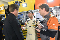 Daniel Suárez, Joe Gibbs Racing Toyota y Carl Edwards