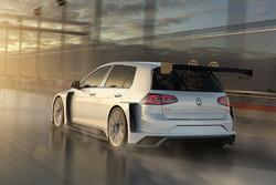 Presentación Volkswagen Golf GTI TCR 2017