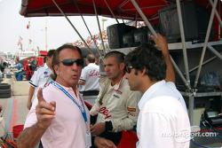 Emerson and Christian Fittipaldi