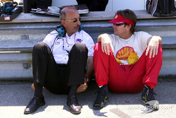 Bobby Rahal and Jimmy Vasser