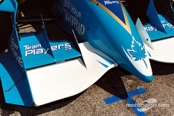Players front wing
