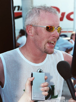 Paul Tracy was a victim