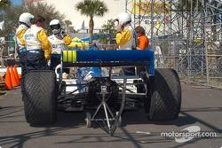 Walker Racing crew members