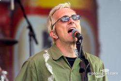 Everclear lead singer Art Alexakis