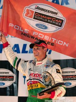 Pole winner Ryan Hunter-Reay
