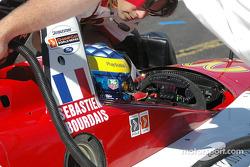 Sébastien Bourdais back from Le Mans