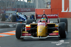 Sébastien Bourdais leads Alex Tagliani