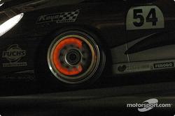 Carrera Cup Porsche: Bryce Washington